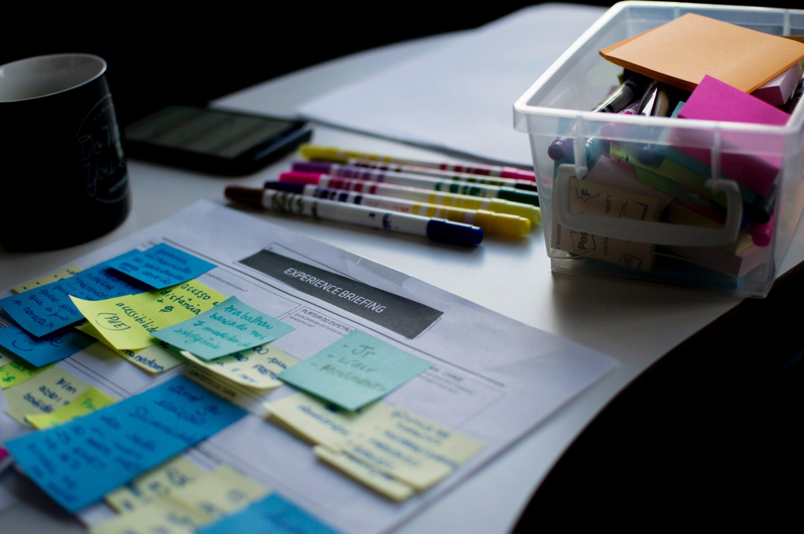 como passar um briefing a um designer gráfico
